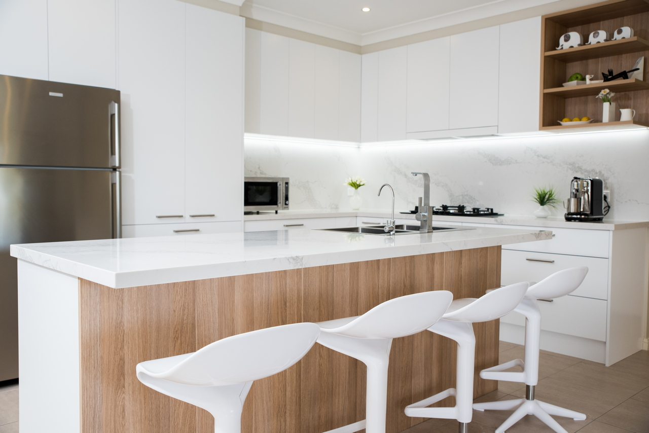 five must-have kitchen features for modern living