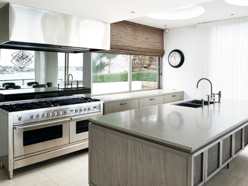 metallic-kitchen-trend