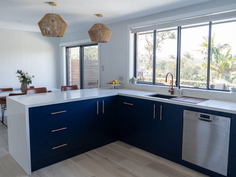 kitchen installation in Sydney